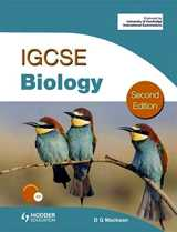 Biology GCSE and IGCSE Question Bank, questions for self
